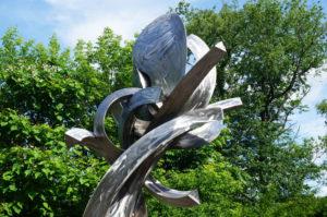 """Fiddle Head Furn"" by David Boyajian"